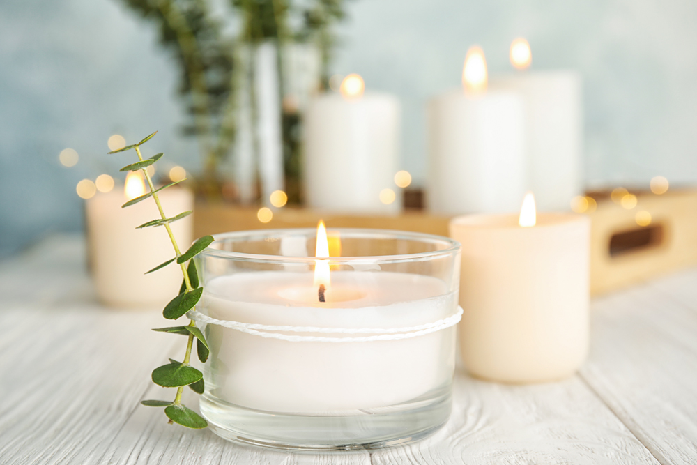 Produzione candele profumate Sandri